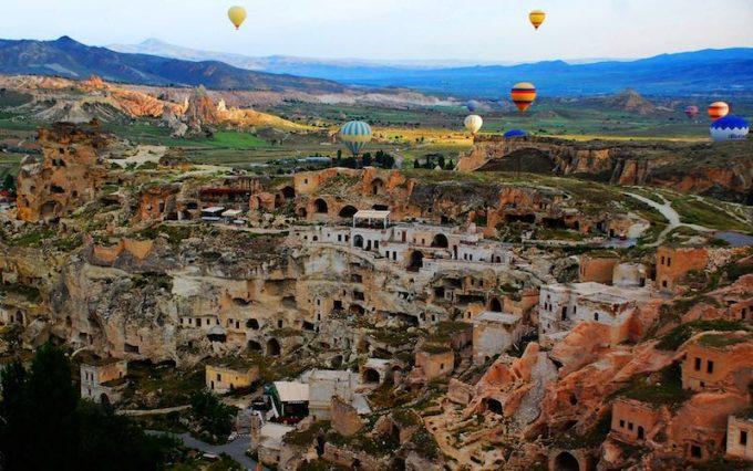 cappadocia balloon trip