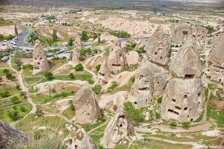Cappaodocia Rock Formations